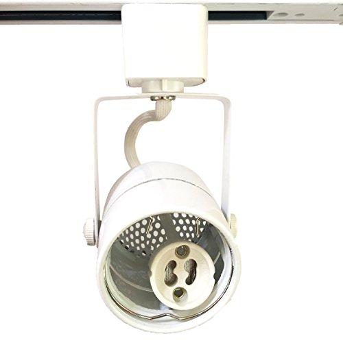 King Sha White Gu10 Line Voltage Track Lighting Head Bulb