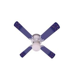 Ceiling Fan Designers Ceiling Fan, Shooting Stars, 42″