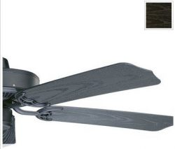 Porch 52″ Outdoor Ceiling Fan Blade Set Finish: Weathered Bronze ABS