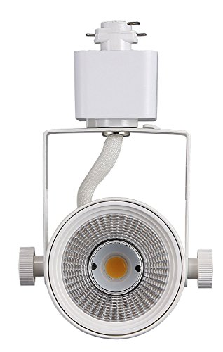 Cloudy bay led track light headwarm white dimmableadjustable tilt cloudy bay led track light headwarm white dimmableadjustable tilt angle spotlight track aloadofball Images