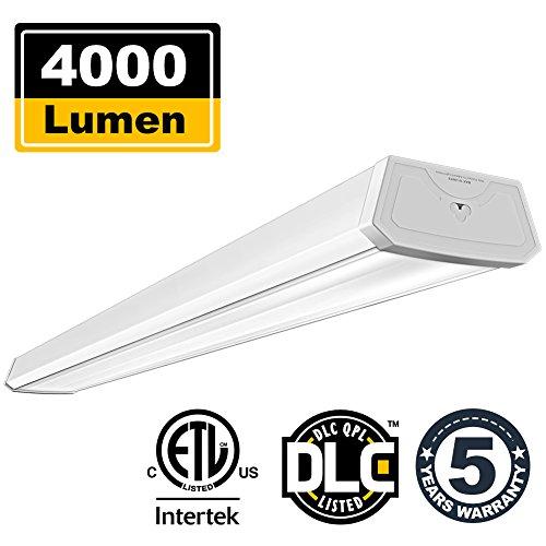 Linkable 4000 Lumen LED Wraparound Light BBOUNDER 5000K