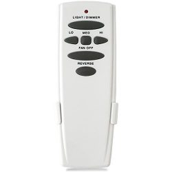 Eogifee Ceiling Fan Remote Control of Replacement for Hampton Bay UC7078T with Reverse Button