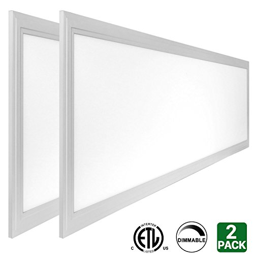 Hykolity 2ft X 4ft 50w Led Troffer Flat Panel Light Ultra