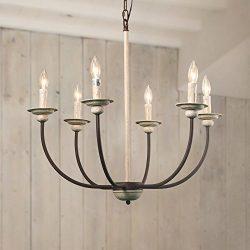 LOG BARN 6-Light Chandeliers Chandelier Lighting Ceiling Lights