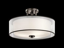 Kichler 43194MIZ Track Lighting Rail