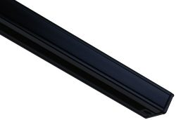 PLC Lighting TR248 BK Track Lighting Two Circuit Accessories Collection, Black Finish