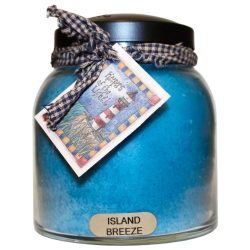 A Cheerful Giver Island Breeze Papa Jar Candle, 34-Ounce