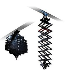 2x Pro Photo Studio Ceiling Rail Track System Pantography