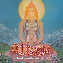 Move Into The Light ~ The Complete Island Recordings 1969-1971: Remastered Edition /  Quintessence