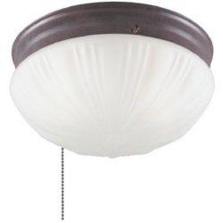 WESTINGHOUSE LIGHTING CORP 6720200 WESTINGHOUSE LIGHTING 67202 2-Light Sienna Ceiling Fixture