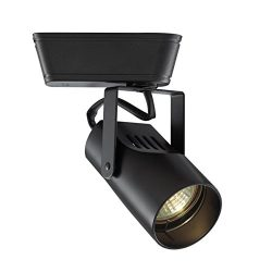 WAC Lighting JHT-007L-BK Ht-007 Low Voltage Track Fixture, Black