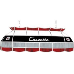 Trademark Corvette C1 40-Inch Stained Glass Lighting Fixture