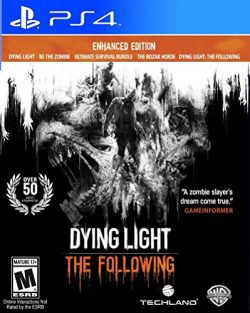 Dying Light: The Following – Enhanced Edition – PlayStation 4