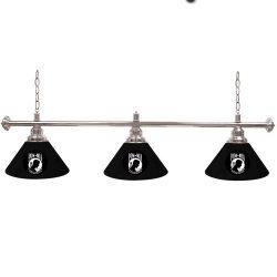 Pow 3 Shade Billiard Pool Table Lamp