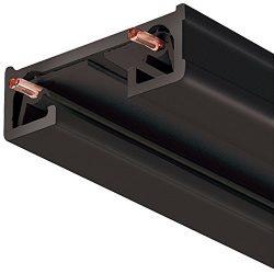 Juno Lighting R6BL Trac-Lites Surface Trac, 68-Inch, Black