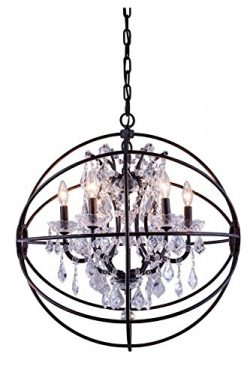 1130 Geneva Collection Pendent lamp Model-1130D25DB/RC