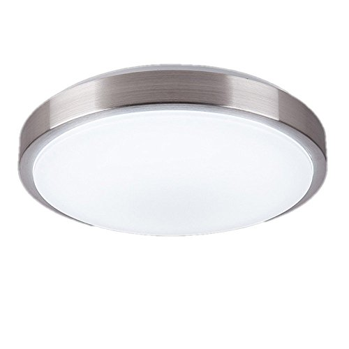 AFSEMOS LED Flush Mount Ceiling Light,7.48-Inch, 12W 960LM