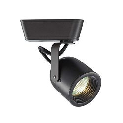 WAC Lighting L Series Low Voltage Track Head 50W, Black – LHT-808-BK ;supply_from:shop_freely