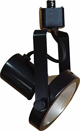 VOLUME LIGHTING International V2778-5 Medium Gimbal Ring Track Head V2