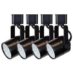 Direct-Lighting H System 3000K Warm White GU10 LED Track Lighting Head – 3000K Warm White  ...