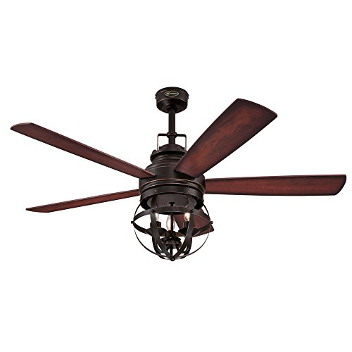 Westinghouse 7217100 Stella Mira 52-Inch Oil Rubbed Bronze