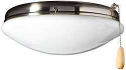 Progress Lighting P2602-09 Two-Light Universal Fan Light Kit