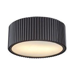 Elk Lighting 66418/2 Close-to-Ceiling-Light-fixtures, Bronze