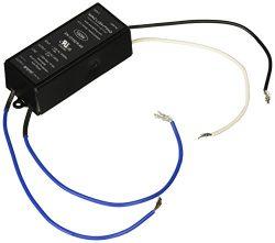 WAC Lighting EN-12150-R-AR Electronic Transformer, 120V – 12V 150W Max