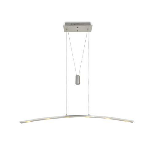 MINGZE Adjustable Contemporary Pendant Light Fixture