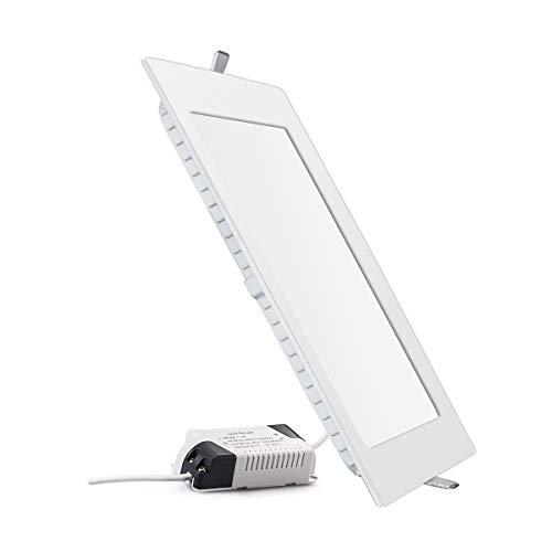 Sayhon 11 Inch Slim Ultra Thin Recessed Lighting Retrofit