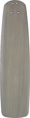 Emerson B78TM 25-inch Solid Wood Ceiling Fan Blades, 5-Piece Ceiling Fan Blade Set for Emerson B ...