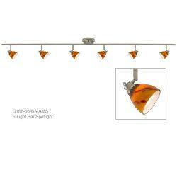 Direct-Lighting D168-66-BS-AMS Light Fixed Track Lighting Kit
