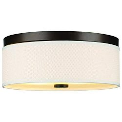 Philips Forecast F615020 Cassandra Ceiling Light, Sorrel Bronze