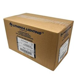 Lithonia Lighting WF6 LED 30K 80CRI MW CASEPACK6 Recessed Light, 6 Inch, White