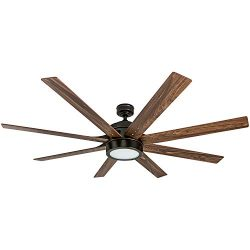 Honeywell Ceiling Fans 50609-01 Xerxes Ceiling Fan, 62, Oil Rubbed Bronze