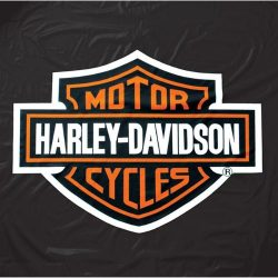 Harley-Davidson Vinyl Pool Table Cover