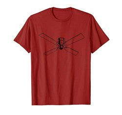 Mens Retro Ceiling Fan Print T-Shirt Small Cranberry