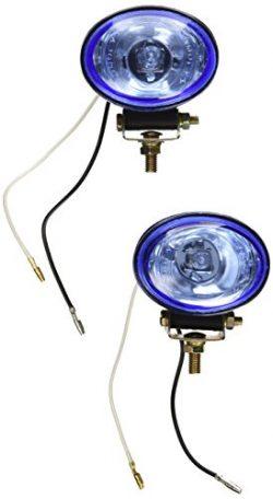 Blazer RE779B Oval Radiant Effects Mini Halogen Light Kit – Blue