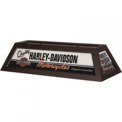 Harley-Davidson Billiard/Pool Table Light – Brown