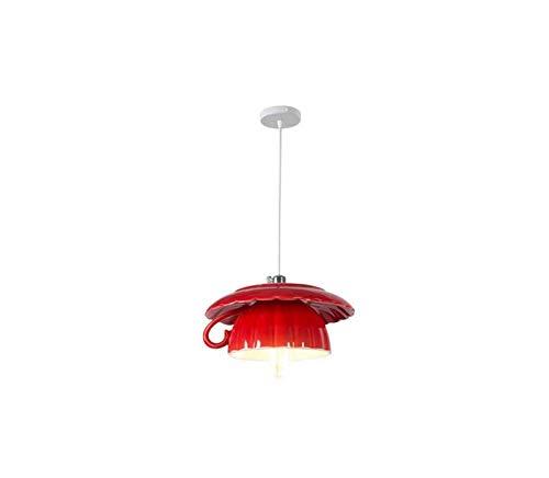 Lightceramic Pendent Light Lamp, G4 Creative Hanging Lamp