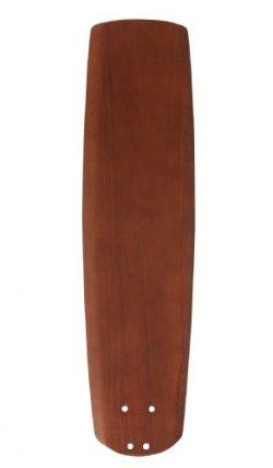 Emerson Ceiling Fans B79WA 31-Inch Solid Wood Indoor-Outdoor Ceiling Fan Blades, Walnut, Damp Lo ...