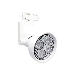 BA-BOLING 35W LED Adjustable Track Head,4000K Neutral White,Track Lighting Heads with 2 Years Wa ...