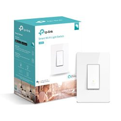 Kasa Smart Light Switch by TP-Link – Needs Neutral Wire, WiFi Light Switch, Works with Alexa &am ...