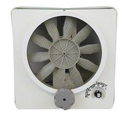 RV Roof Vent Vortex II Ugrade Kit Multi-Speed Fan