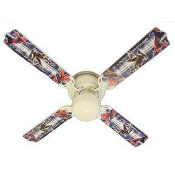 Ceiling Fan Designers Ceiling Fan, Amazing Spiderman 3, 42″