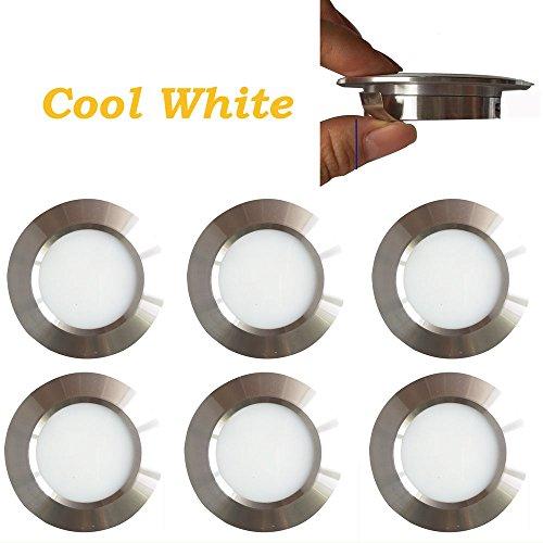 12v-LEDlight Halogen Replacement Silver Recessed Lighting ...