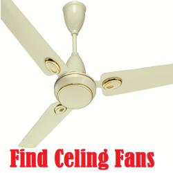 Find Celing Fans