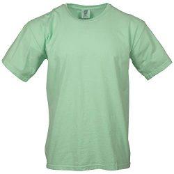 Comfort Colors Men's Adult Short Sleeve Tee, Style 1717, Island Reef, 2X-Large