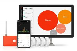 Sense Energy Monitor with Solar – Electricity Usage Monitor to Track Solar Production and  ...