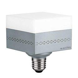 30W LED Bulbs, Square LED Garage Light Bulbs,Ceiling Lighting Fixture, Screw in led Light lamp 3 ...